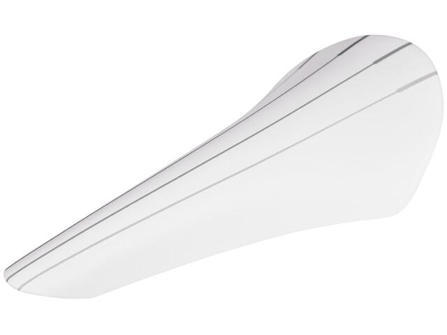 Fizik Volta R1 Braided Sattel weiß/weiß/grau